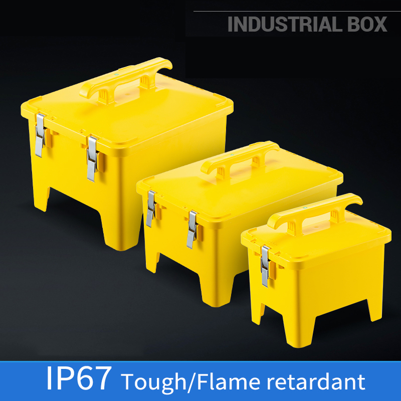Supply Lighting Overhaul Box Construction Site Distribution Box Waterproof Group Combine Switch Industry Socket Box Portable|Connectors| |  - title=