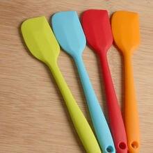 Пищевой антипригарный силиконовый шпатель для приготовления