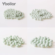 купить 6mm 8mm 10mm 12mm China Ceramic Beads Yoga handmade Procelain Round Loose Spacer bead for jewelry Bracelet making по цене 205.81 рублей