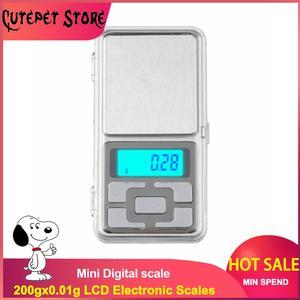 200gx0.01g Mini Digital Scale