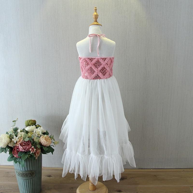 73-16-High Low Flower Girl Dress