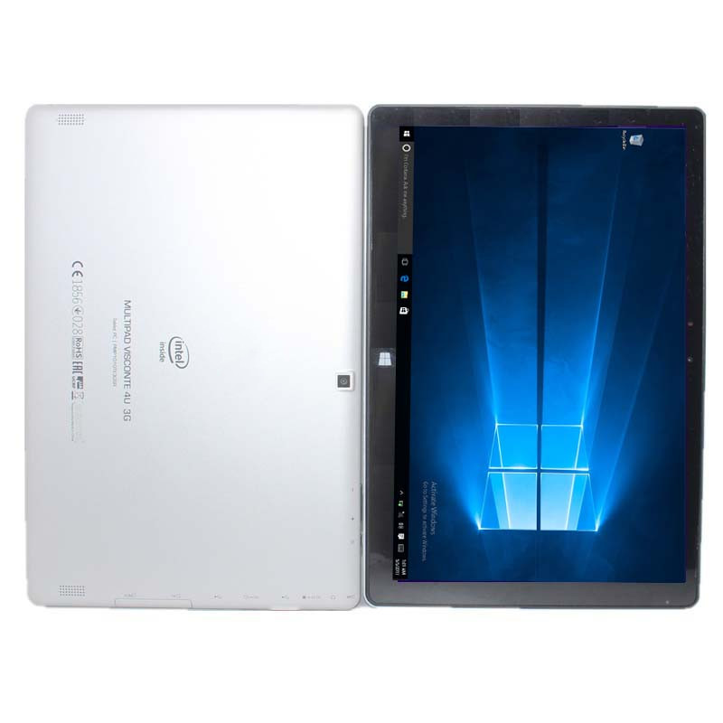 10 Inch Windows 10 Tablet PC P1010 3G Network 2+ 32GB 1280 x 800 IPS WiFi Bluetooth Quad Core Z3735F 32-bit Operating System