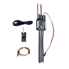 스케이트 보드 esc 50A fsesc 4.20 + 블루투스 모듈 스케이트 eletrico 3 13s 스케이트 보드 용 최신 펌웨어 전기 속도 컨트롤러