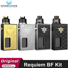 Vandy Vape Requiem BF Original, MOD mecánico, tanque Requiem RDA, 6ML, botella Squonk, vaporizador de cigarrillo eléctrico