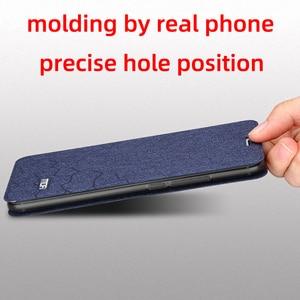 Image 3 - Etui à rabat pour xiaomi redmi note 8 t étui redmi 8 t housse cuir Redmi Note 8 T housse dorigine support arrière coque silicone business