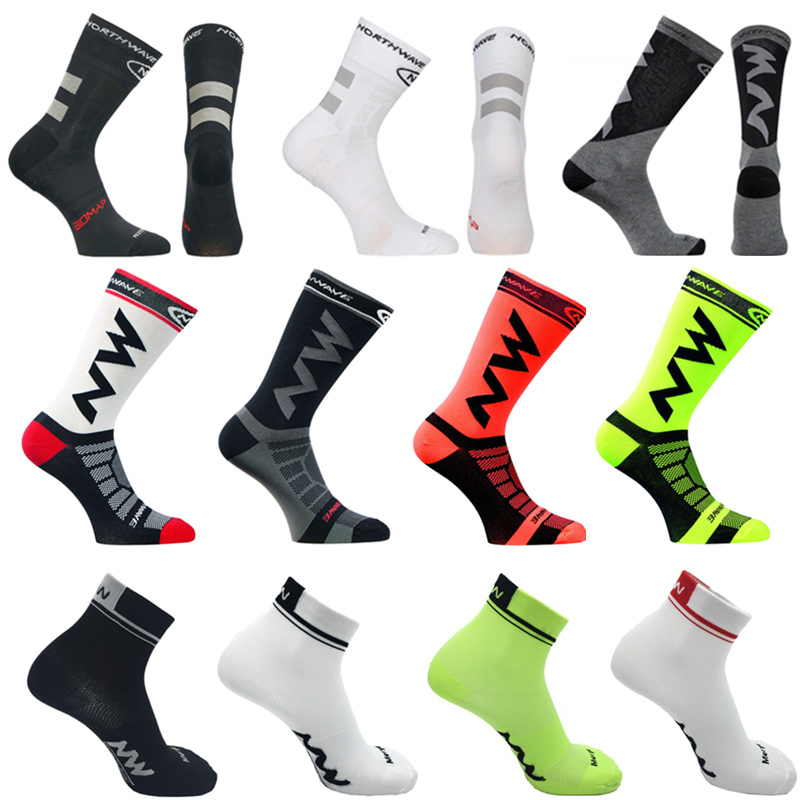 Winter Socks Men Women Professional Brand Cycling Socks Breathable Outdoor Road Bicycle Sport Socks