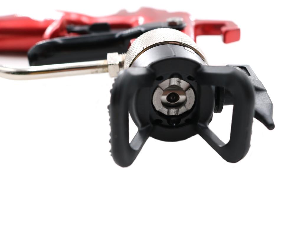 Profesjonalny pistolet wspomagany powietrzem do bezpowietrznego - Elektronarzędzia - Zdjęcie 3