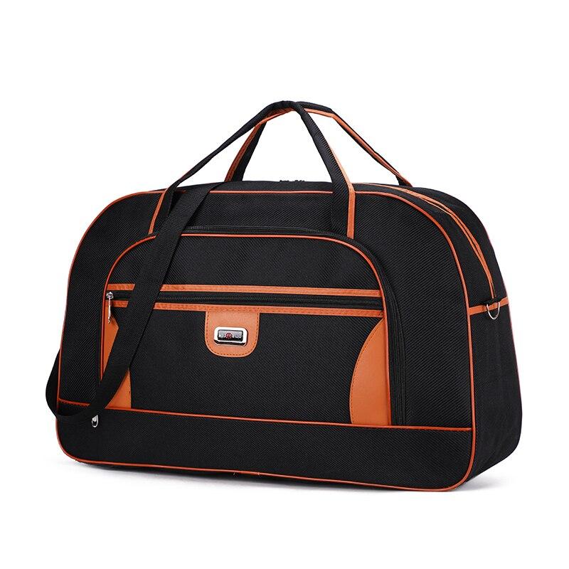 Mode femmes grand sac de voyage étanche voyage d'affaires lumière sac à main Vintage antichoc voyage sac de sport Quitte des sacs pour les femmes