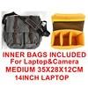 Yellow Inner Bags