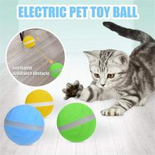 Get more info on the TPFOCUS Jump Ball Dog Toy USB Electric Pet Ball LED Rolling Flash Elastic Ball Toy