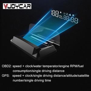 Updated Version OBD Car Head U
