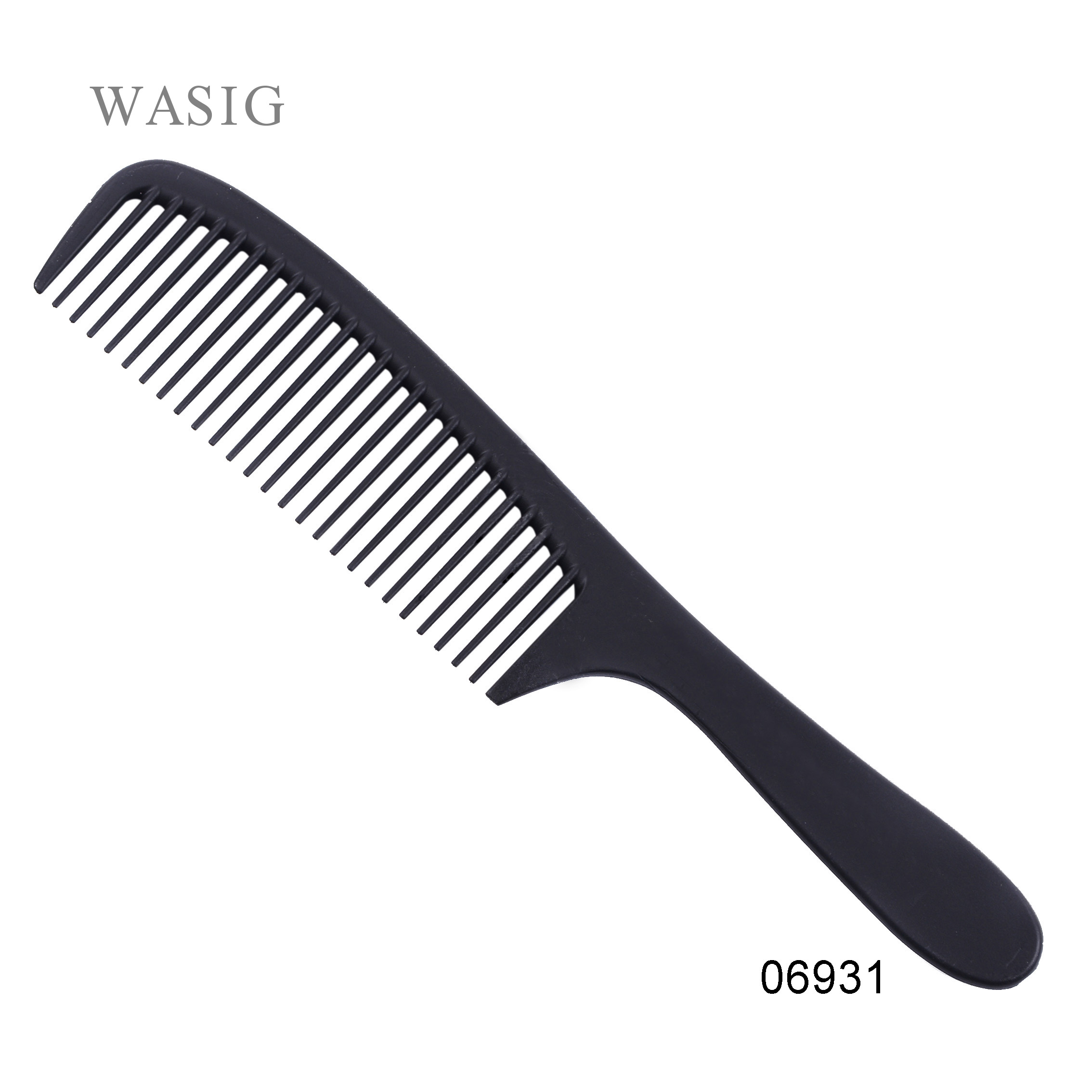 1 Pcs Large Carbon Anti Static Comb Heat Resistant Antistatic Cutting Comb