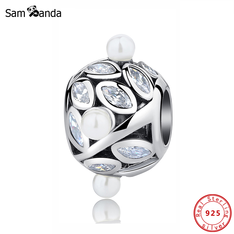 925 Sterling Silver 3D Star Animal House Round Charm Fits European Bead Bracelet