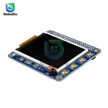 2.2 inch High PPI LCD TFT Display Screen Module 320x240 Resistive Panel Shield Support for Raspberry Pi 2 3 3B/2B/B+ цена 2017