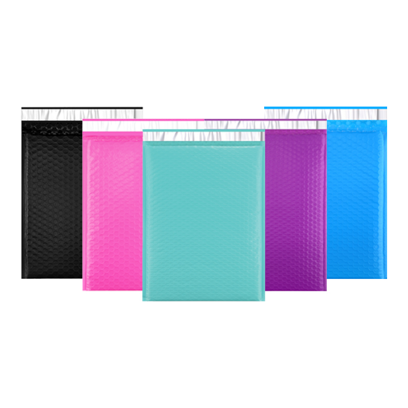 10pcs Colored Poly Bubble Mailers Bubble Envelopes Bubble Lined Poly Mailer Shipping Bag