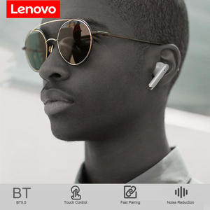 Image 2 - Lenovo LP1/LP1S/X9/X18/XT90/XT91/QT83 Wireless Headphones Bluetooth 5.0 Headset Touch Control Sport TWS Earbuds In ear Earphones