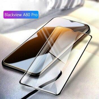 Перейти на Алиэкспресс и купить Auroras для Blackview A80 Pro защитная пленка из закаленного стекла для blackview a80 pro 3D пленка на весь экран