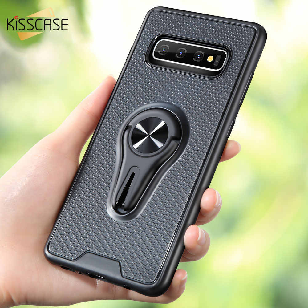 Case Funda For Samsung Galaxy Note 10 Pro Plus 10 9 8 Case For Samsung M40 M30 M20 M10 Original Magnetic Car Mount Holder Cover