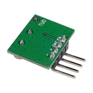 Image 3 - QIACHIP 315mhz RF الارسال والاستقبال Superheterodyne UHF ASK وحدة التحكم عن بعد عدة الذكية منخفضة الطاقة لاردوينو/ARM/MCU