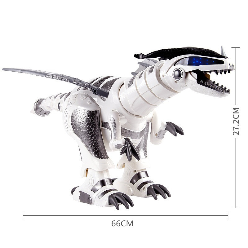 66CM Large Smart Robot Toy RC Dinosaur Touch Sensing Smart Conversation English Popular Science Teaching Educational Robotics - 5