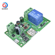 Smart-Switch Relay-Module Wifi Sonoff Android Wireless IOS5V-12V DC for Home
