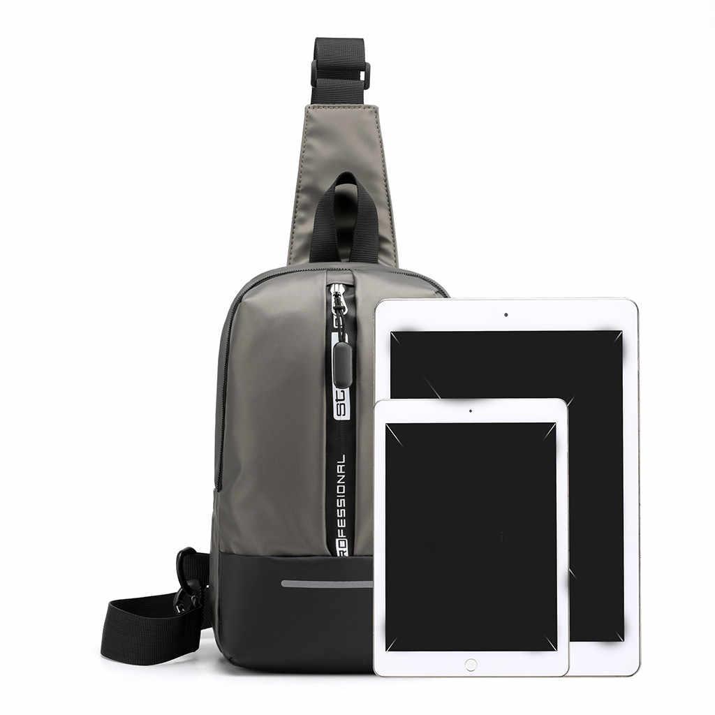 新メンズチェス反射ストリップスポーツ旅行バッグドロップシッピング低価格割引女性男性スタイル