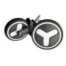 عجلة عربة الاطارات والاكسسوارات Yoya Plus العجلات الأمامية الخلفية الأصلية لسلسلة Yoyaplus 2/3/4/Max/Pro