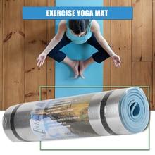 Yoga-Mat Fitness-Equipment Non-Slip Thick Sports Home EVA 6mm Beach High-Quality