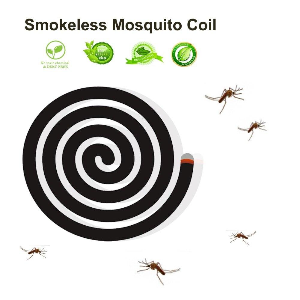 Убийство комаров катушки Комаров ладан катушки сандалового дерева repelentes комаров комаров муха отпугиватель #Р5