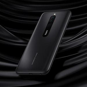 Image 3 - Küresel sürüm Xiaomi Redmi 8 4GB 64GB Snapdragon 439 Octa çekirdek 12MP AI kamera cep telefonu 5000mAh hızlı şarj CE cep telefonu