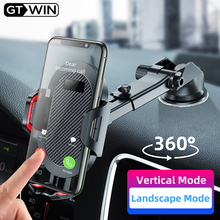 GTWIN Windshield Gravity Sucker Car Phone Holder For Phone U