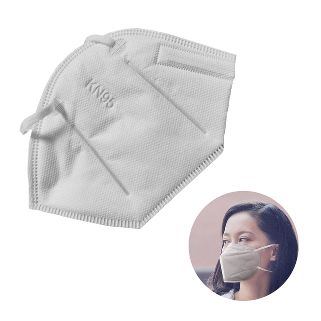 Protective Safety as FFP2 KF94 Face Mask KN95 Masks 5 Layers Dust Flu Anti Infection N95 Mouth Masks Particulate Respirator ffp3 4
