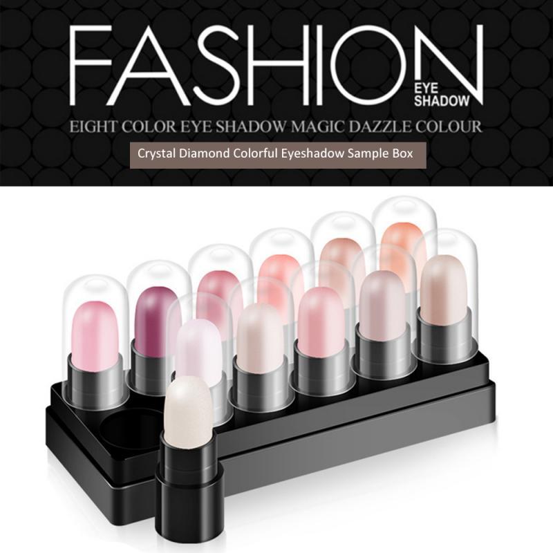 DNM Pro 12Pcs/Set Shimmer Matte Eyeshadow Highlighter Pencil Long Lasting Waterproof Eyeshadow Makeup Pigment Cosmetics TSLM2 1