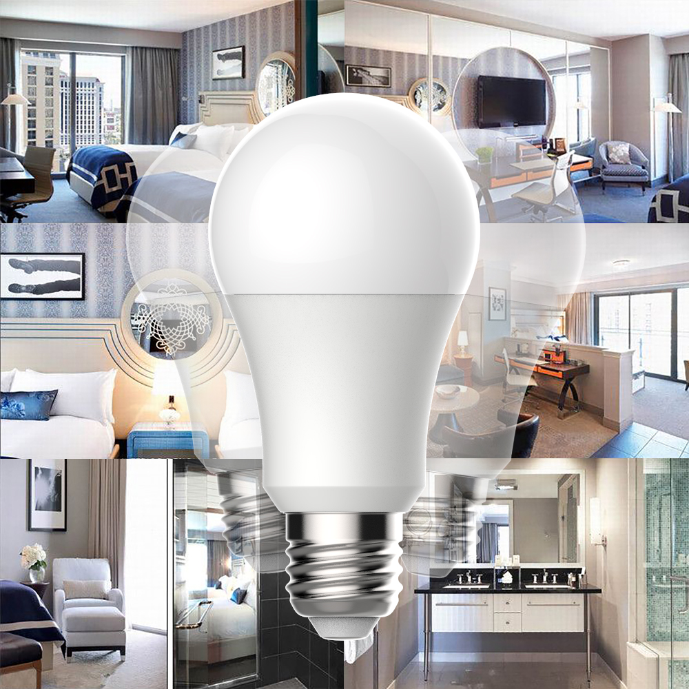 Image 3 - Lonsonho 2PCS E27 Tuya Wifi Smart Light LED Bulb Lamp RGB+W+C 9W  Smart Life App Timer Dimmer Compatible Alexa Google HomeHome Automation Modules   -