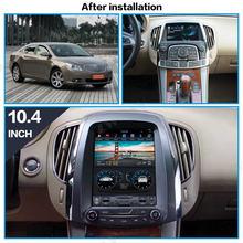 Для buick Лакросс 2015 + 64g px6 android 90 автомобиль радио