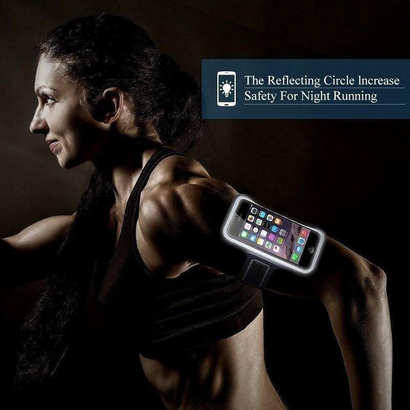 Running Sports Gym Jogging Exercice Brassard Téléphone Étui Housse-XIAOMI REDMI NOTE 5
