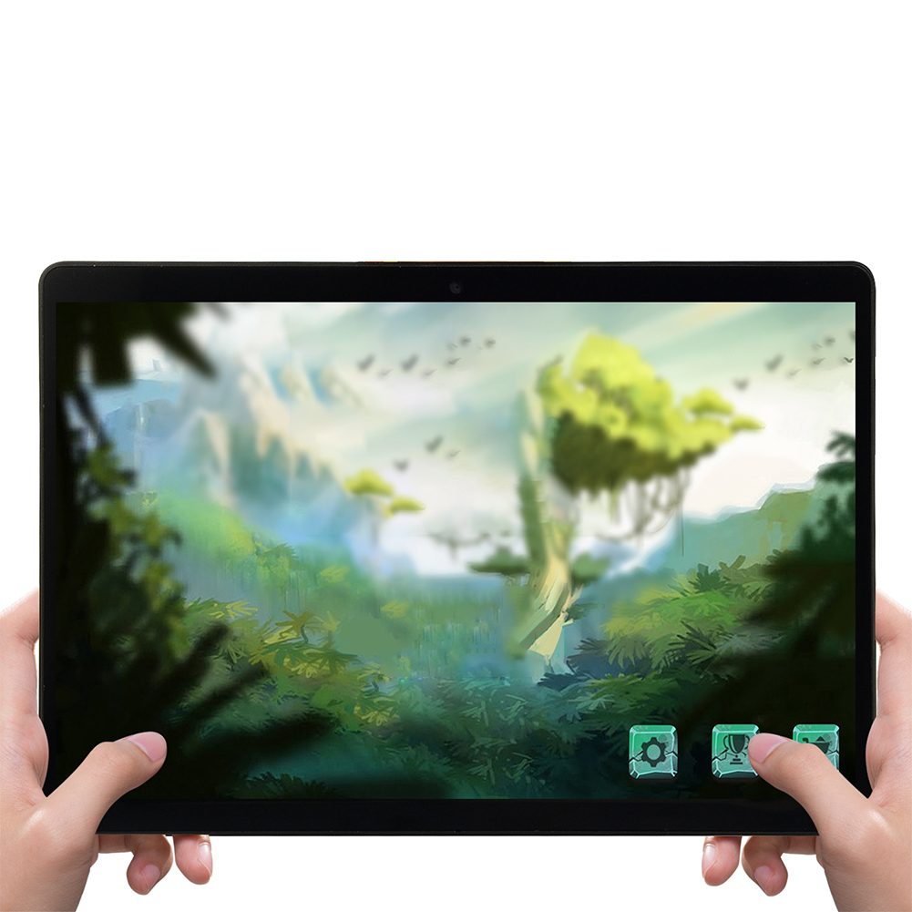 10.1 Inch WIFI Rechargeable Smart Bluetooth Portable Color Screen Tablet PC Quad Core GPS Dual Camera Kids Adults For Android HD
