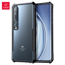 For Xiaomi Mi 10 Case XUNDD Airbag Shockproof Protective Transparent Back Cover for Mi 10 Pro for Mi 9 Lite for Redmi 8A чехол