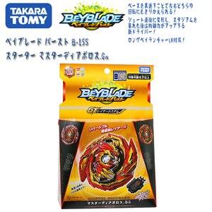 Image 1 - Takara Tomy beyblade Burst GT B 155 Lord evil dragon Blaster gyros bayblade burst b155 Boy toys collection toys