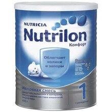 Молочная смесь Nutrilon Комфорт 1 с рождения 400 гр