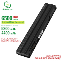 Golooloo 6500mAh New laptop battery for Dell 312-1163 312-1311 312-1324 451-11694 451-12048 8P3YX 911MD DHT0W HCJWT KJ321 M5Y0X