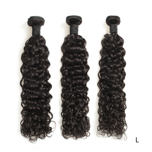 water wave brazilian hair weave 3 bundles short long remy na