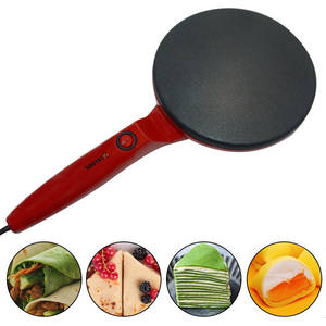 Multifunction Non-stick Electric Crepe Maker Pizza Maker Pancake Maker Making Crepe Pan For Home Use Kitchen Cooking Tools Pan