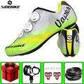 Sidebike велосипедные кроссовки из углеродного волокна для езды на велосипеде  набор с педалью  мужские гоночные ультралегкие самозакрывающие...