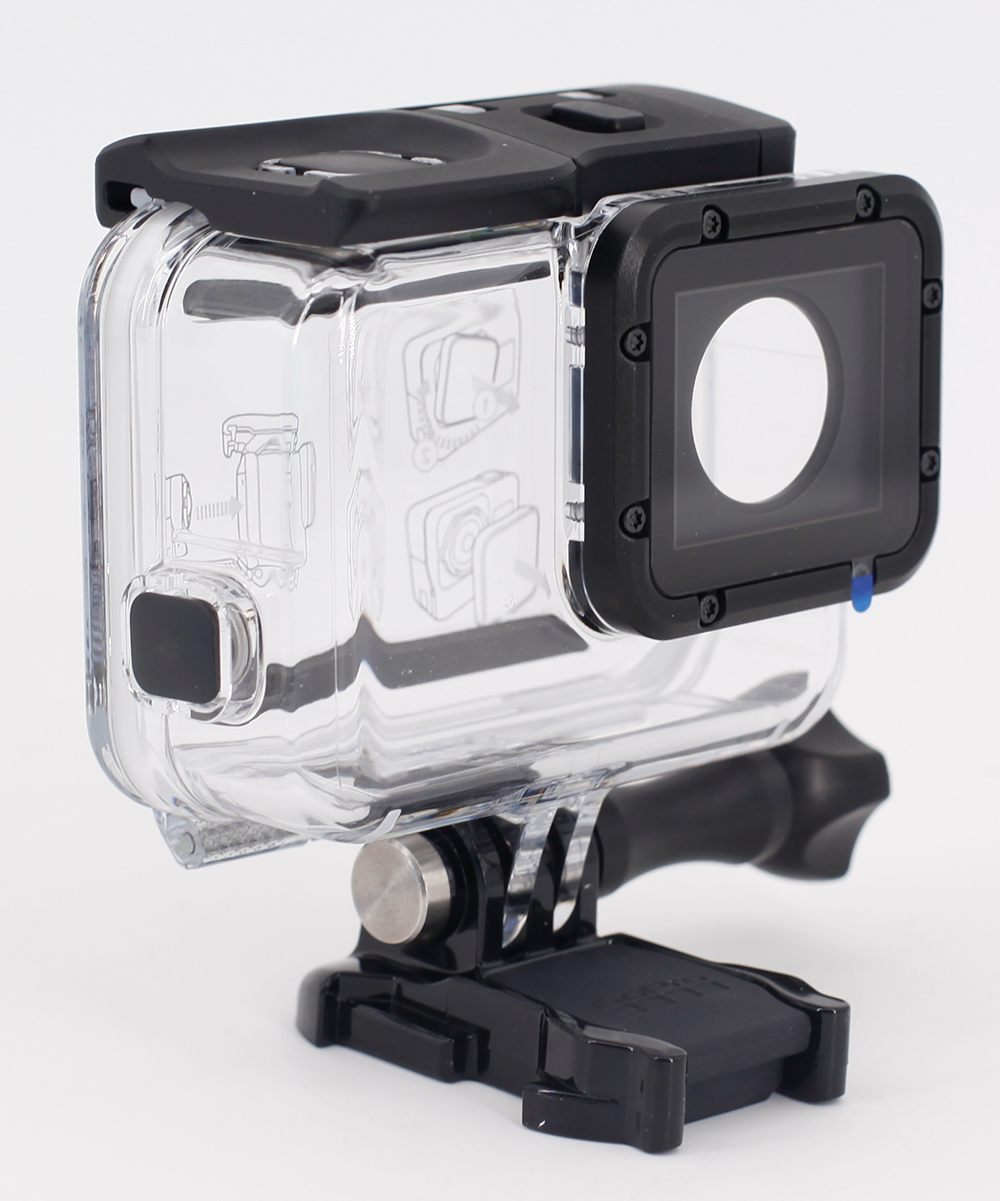 Gopro AADIV-001 Super Suit with Dive Housing for HERO7 /HERO6 /HERO5 , Clear, One Size 1