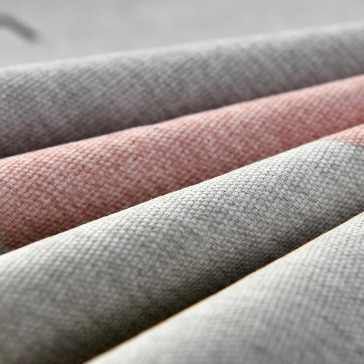 [Yi Cheng Jia] Cotton Coarse Cloth Three-piece Set 210X230 Bedding Article