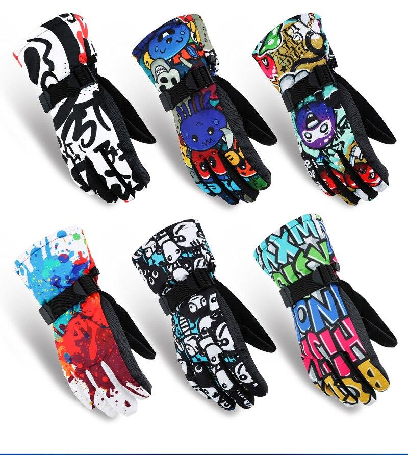 ski gloves (3)