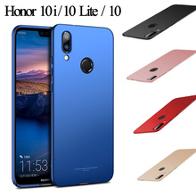 Original Honor 10i Case 10 lite Huawei p smart 2019 PC Hard Plastic Back Cover for i 10lite