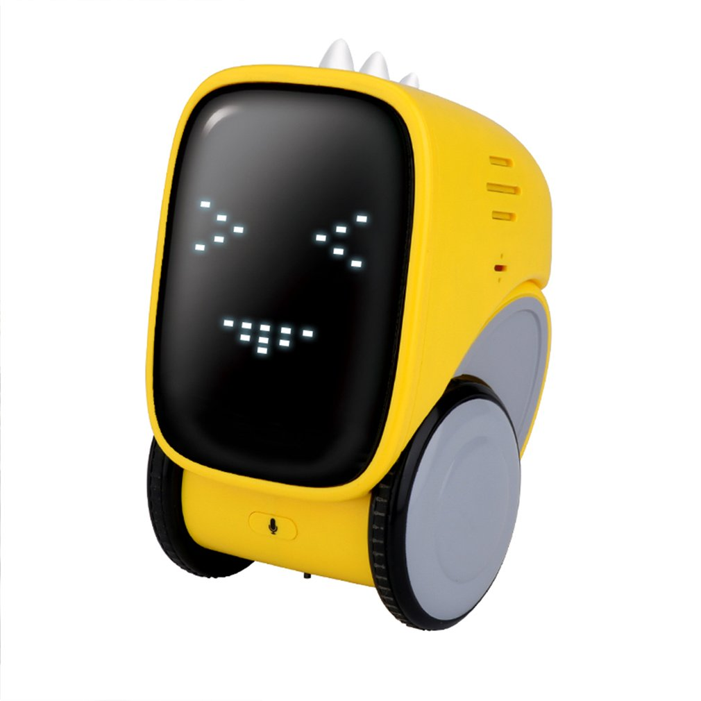 Smart Interactive Robot Gesture Voice Controlled Touch Sensor Voice Recording Robot Toy Gift For Kids Boy Girls
