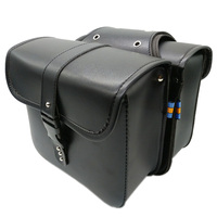 Universal Storage Bag Motorcycle Side Saddle Bags Luggage Bag Fork Tool Pouch For Harley/Honda